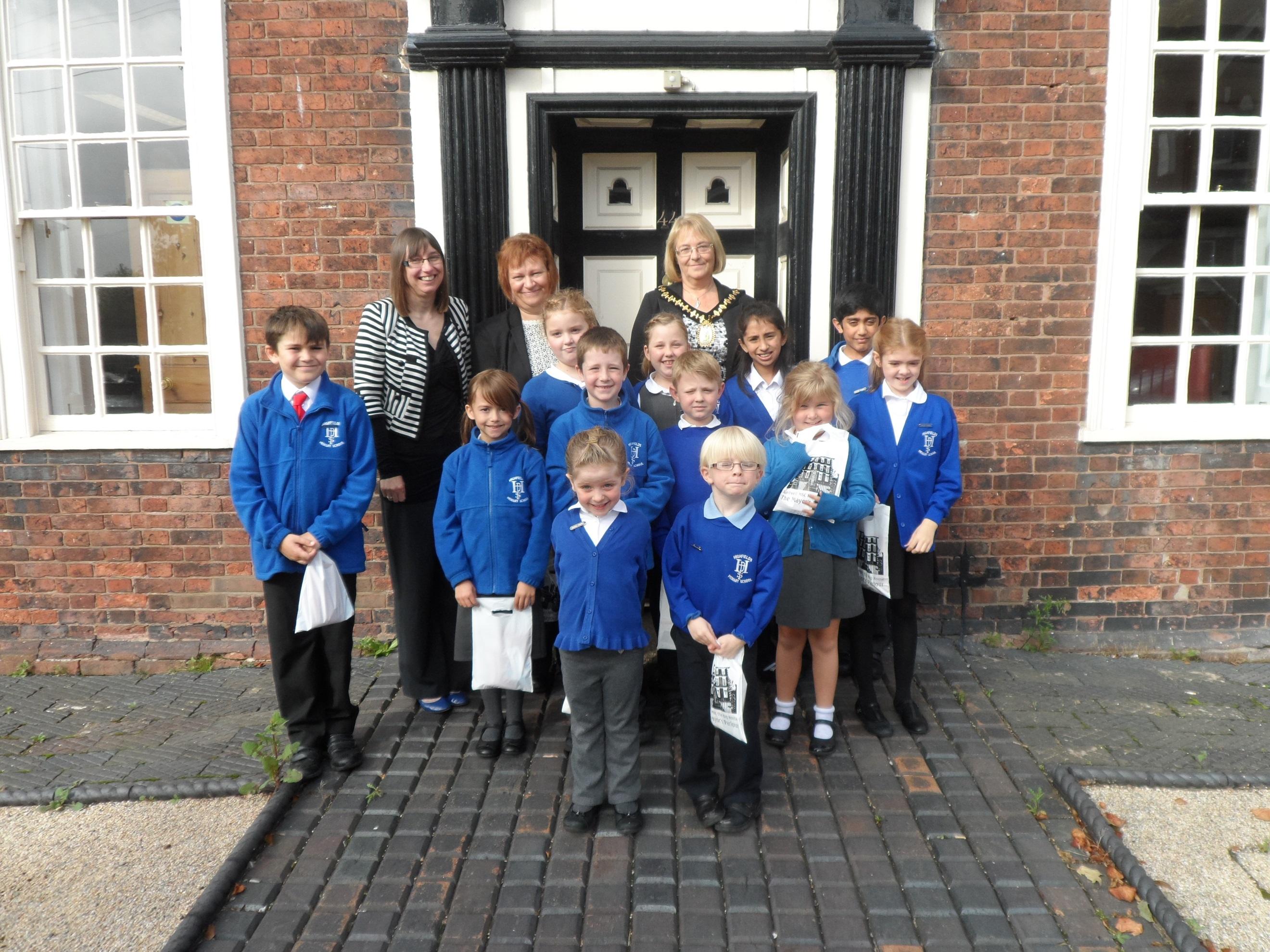 Highfields Primary School - School Council